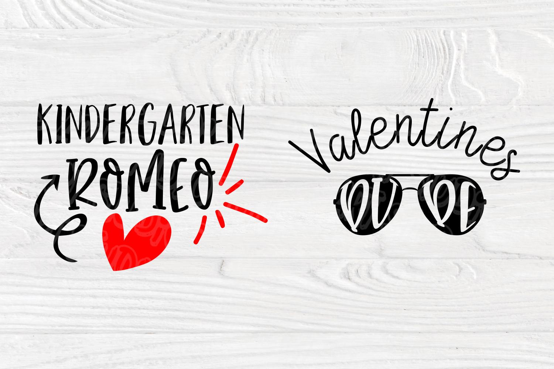 Valentines SVG Bundle | Valentines Signs | SVG Cut Files example image 6