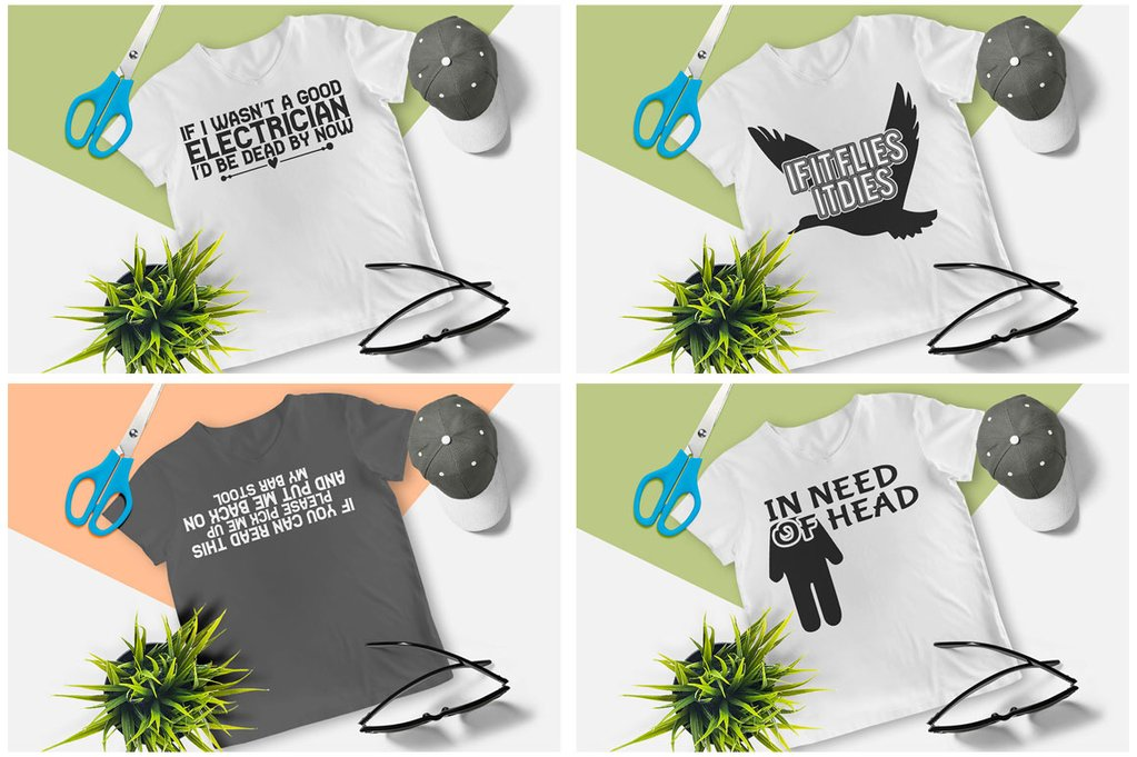 200 Printready Tshirt Design Mega Bundle example image 26