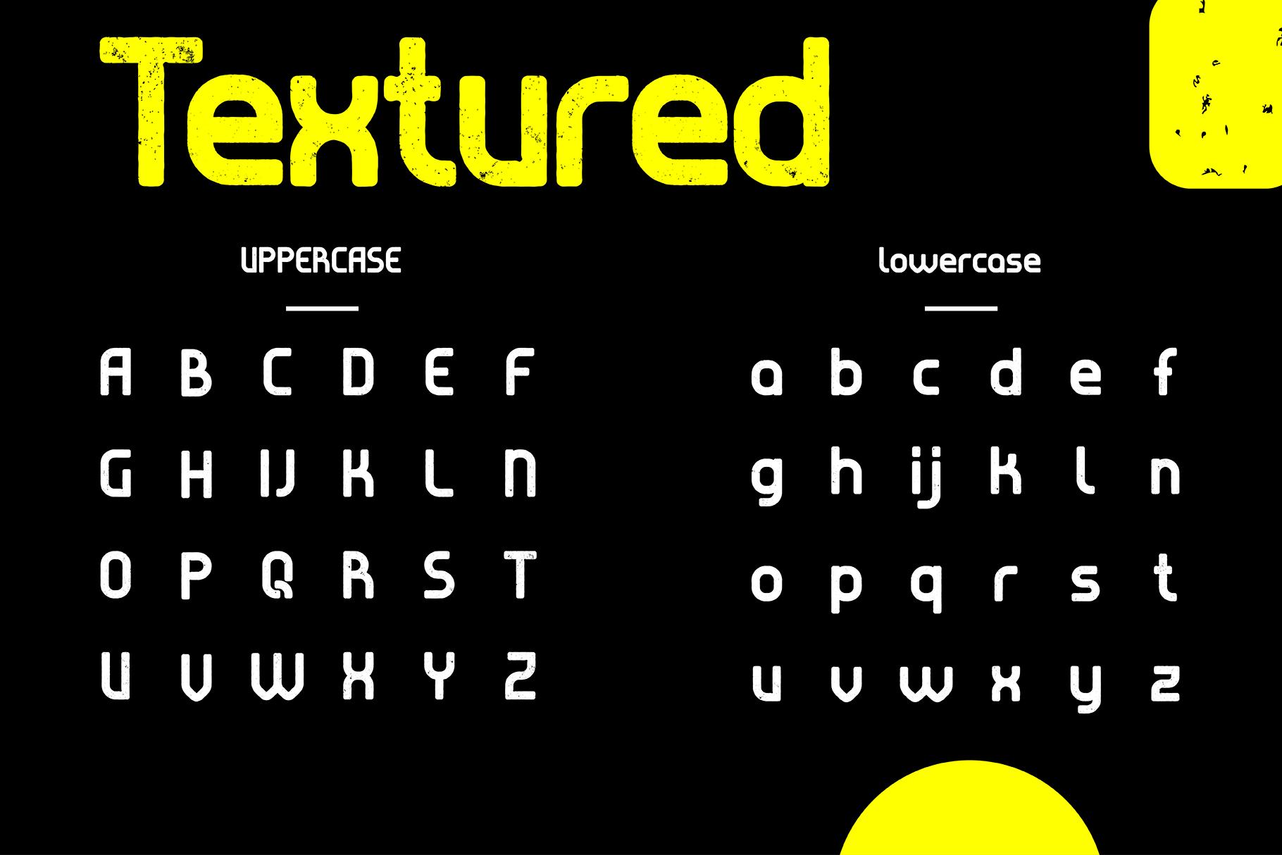 Evo - Sans&Decorative Typeface example image 7