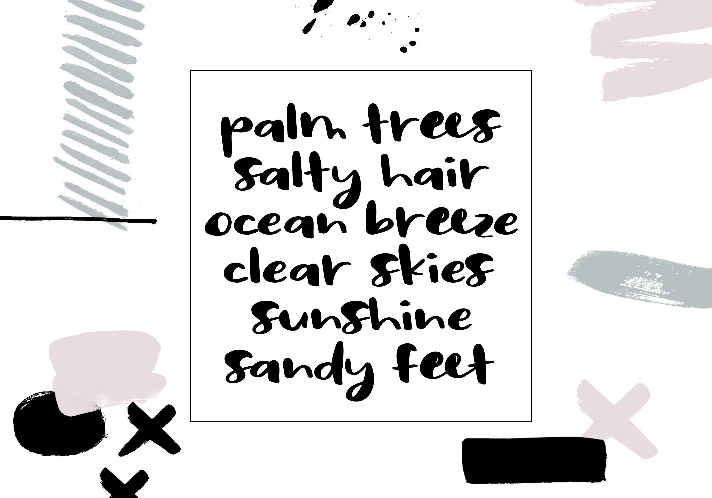Sassy - A Bold Script Font example image 5
