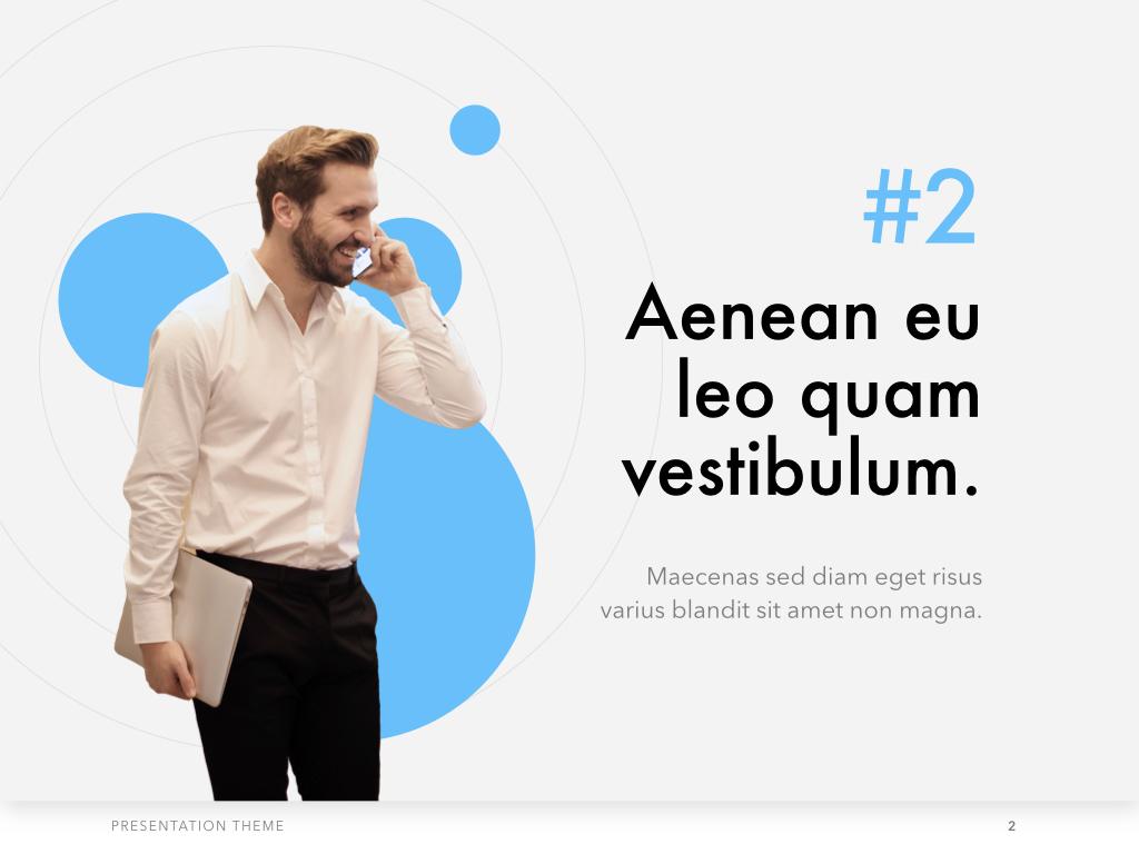 Tech Evangelist PowerPoint Template example image 3