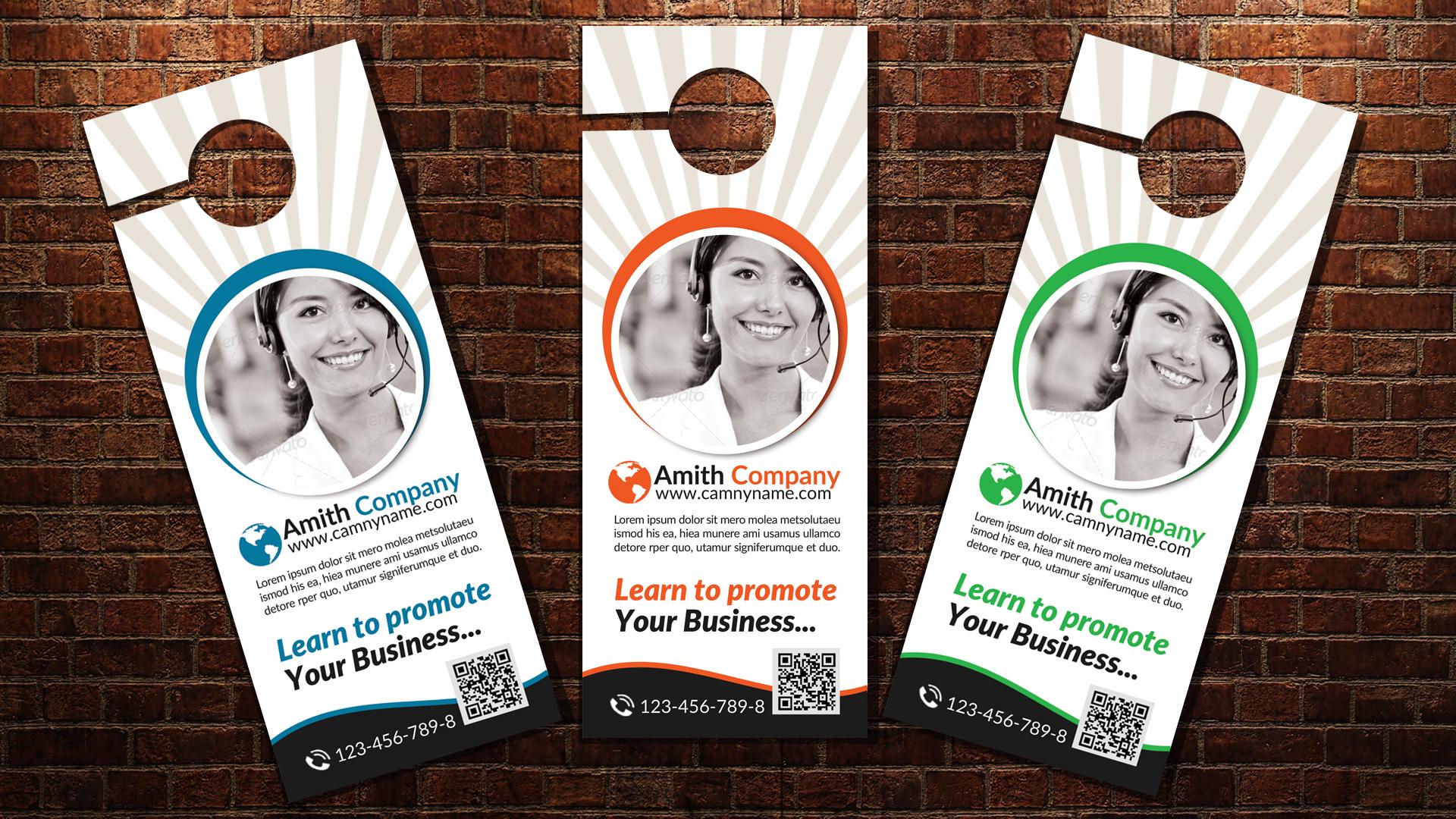 Creative Business Door Hangers example image 3