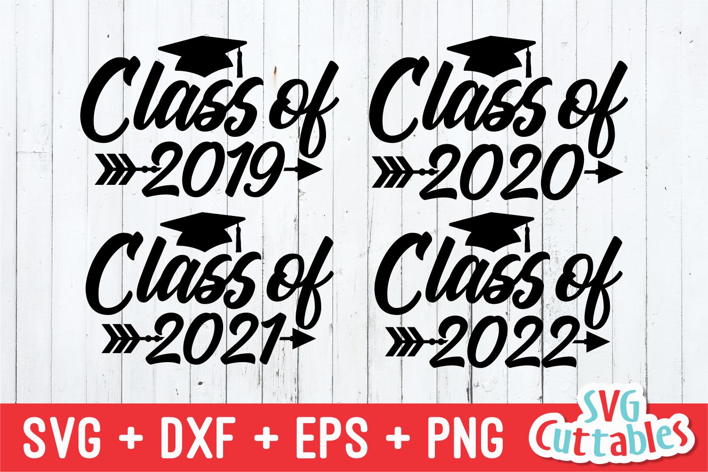 Class Of| Graduation Cut File example image 2