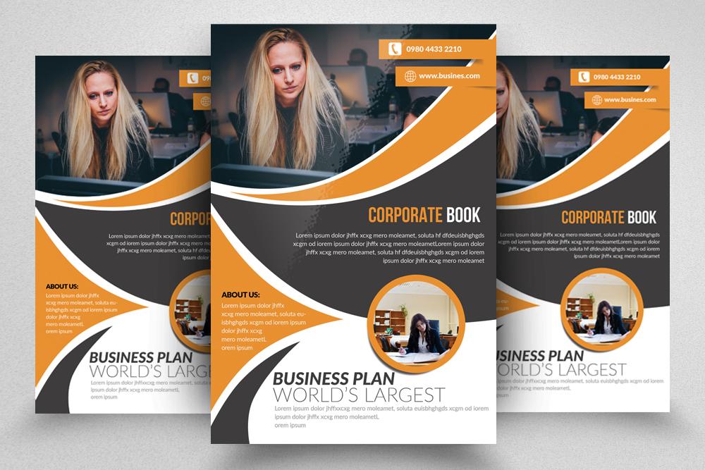 10 Business Flyer Bundle example image 11