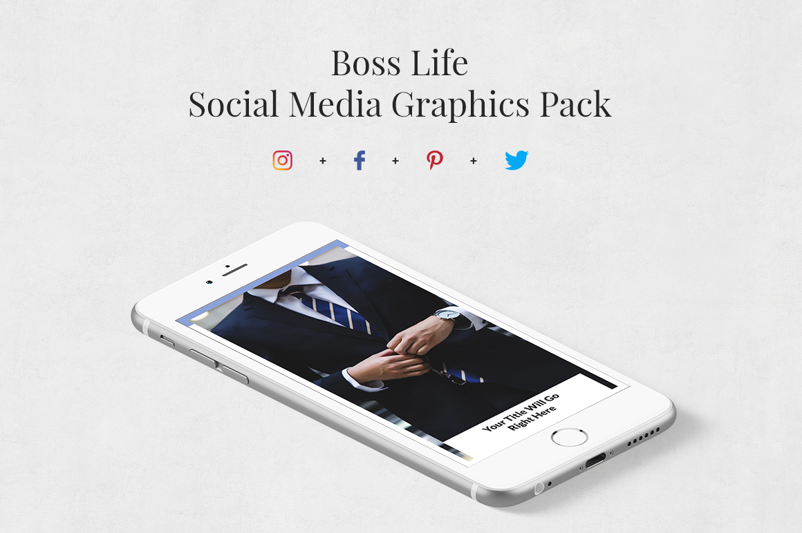 Boss Life Pack example image 1