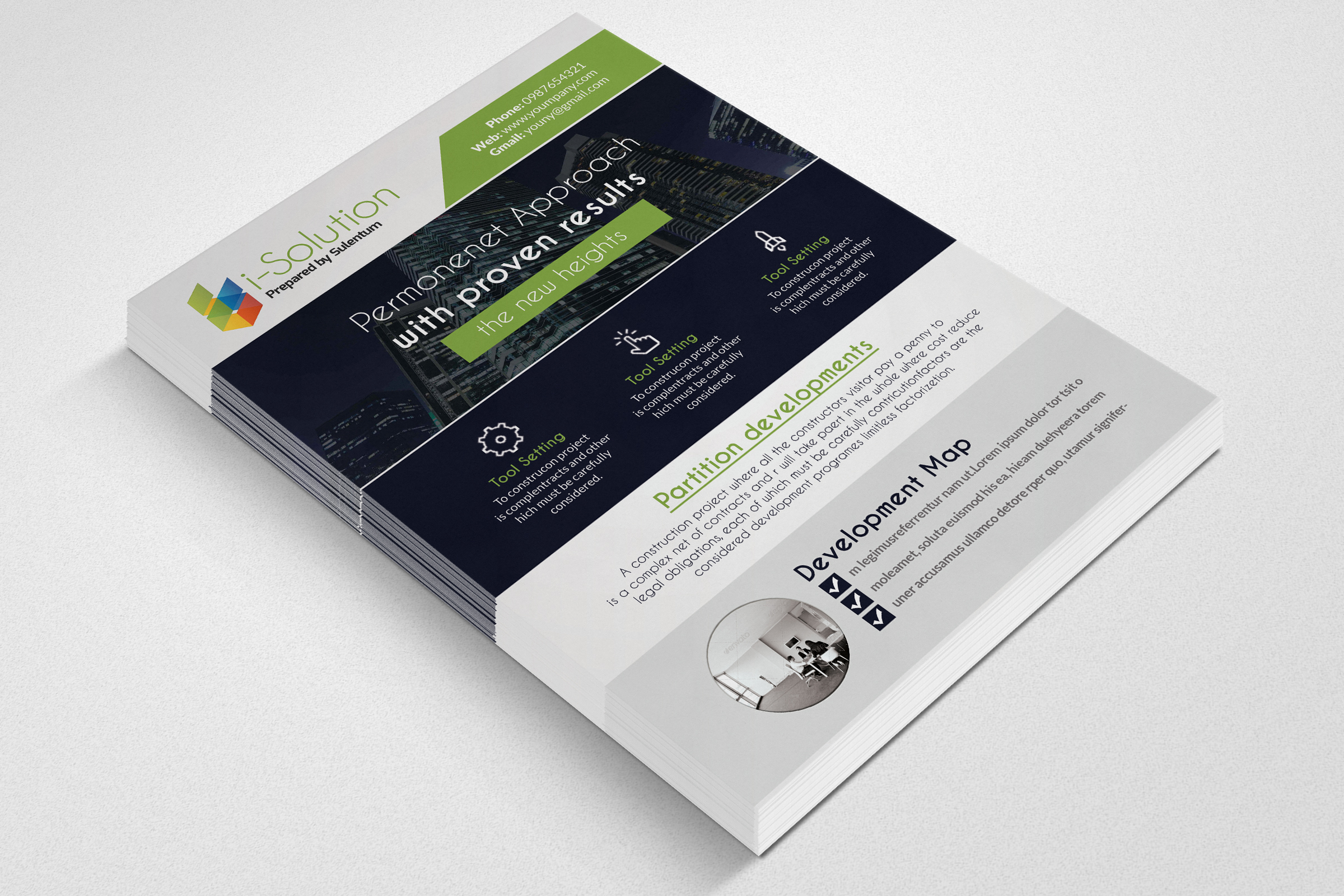 Business Flyers Templates example image 3
