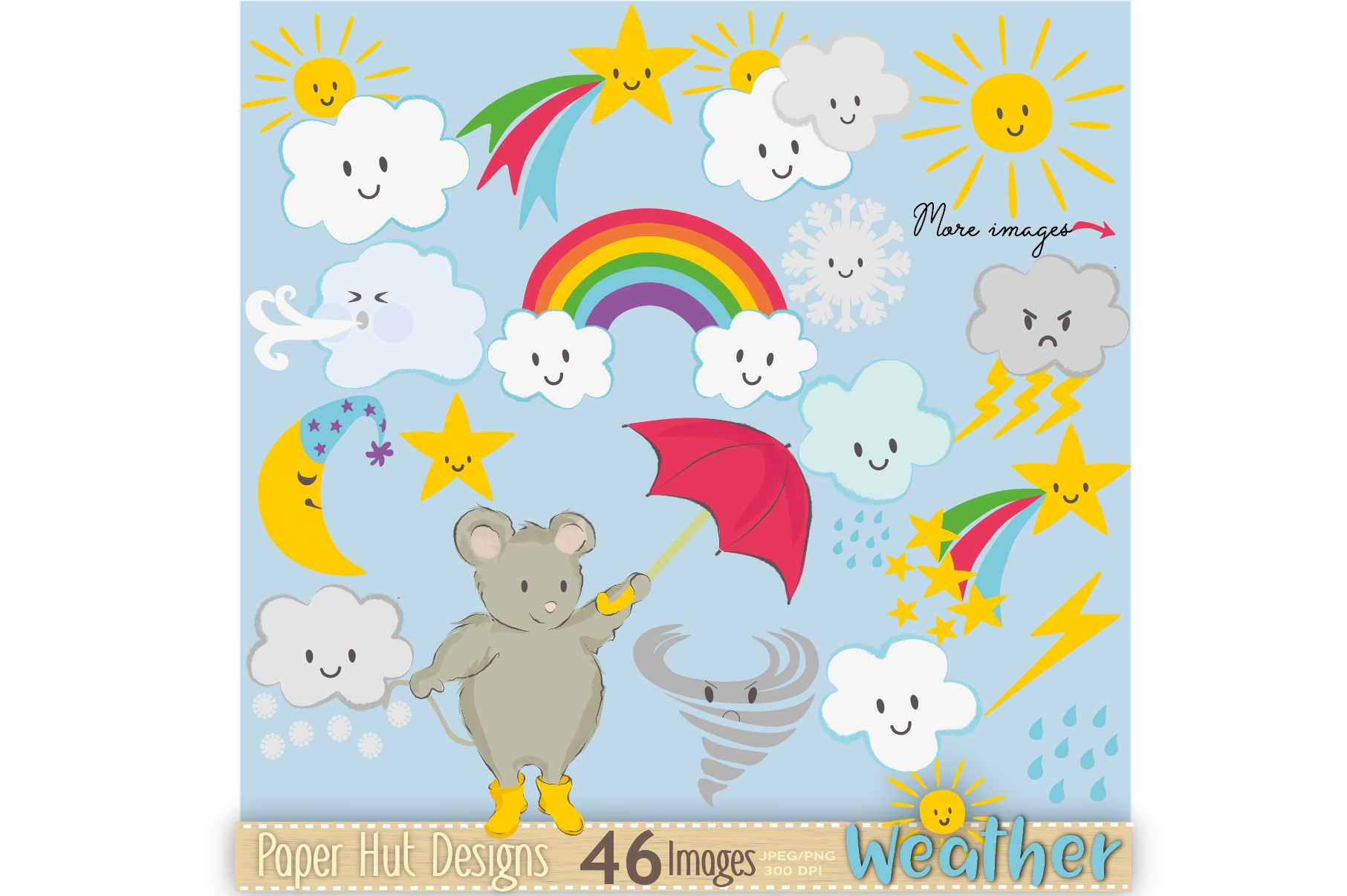 Weather Clipart example image 1