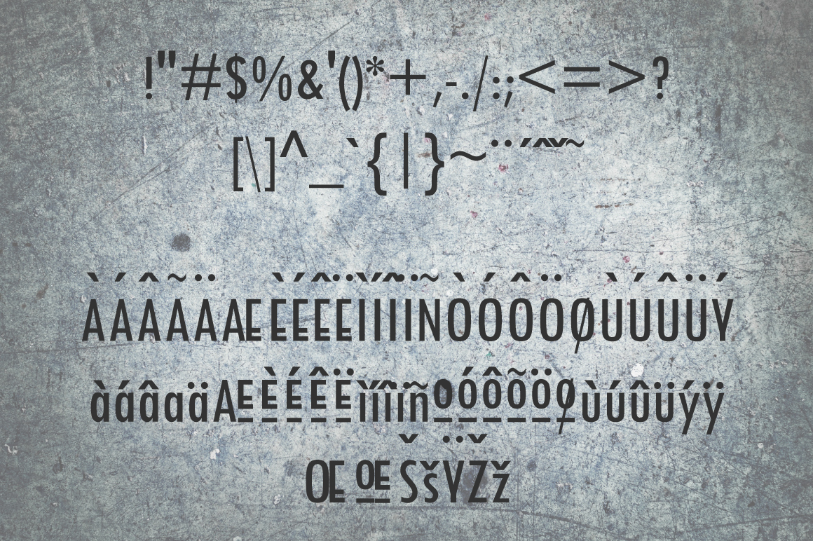 Blantyre - A New San Serif example image 3