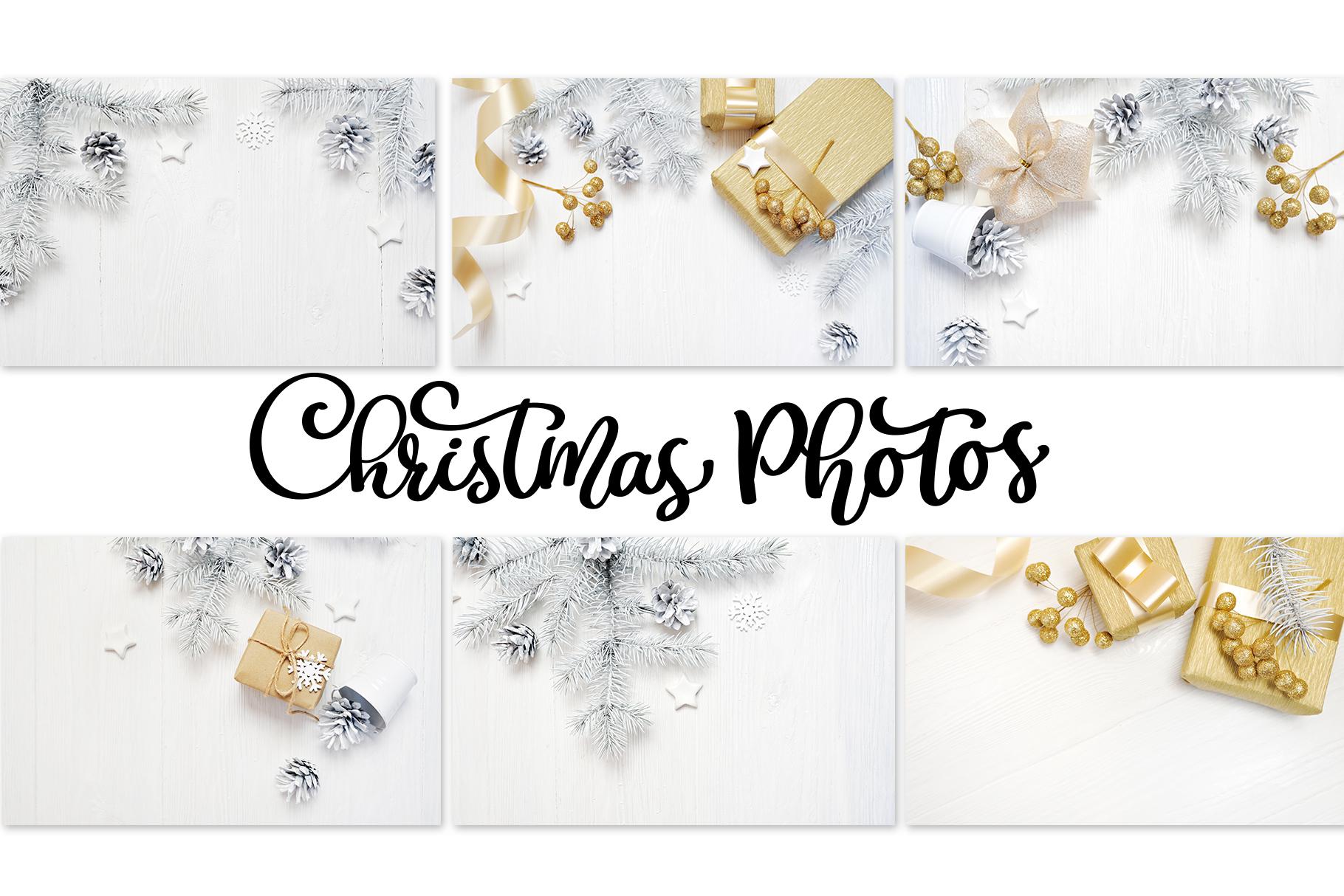 Christmas Bundle mockup example image 20