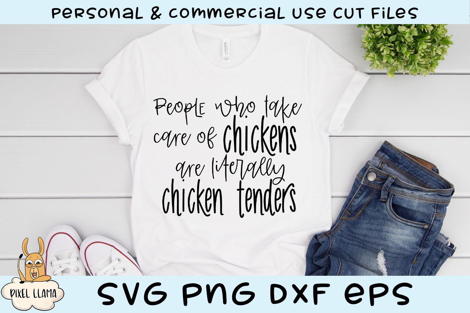 People Who Care For Chickens are Literally Chicken Tenders example image 4