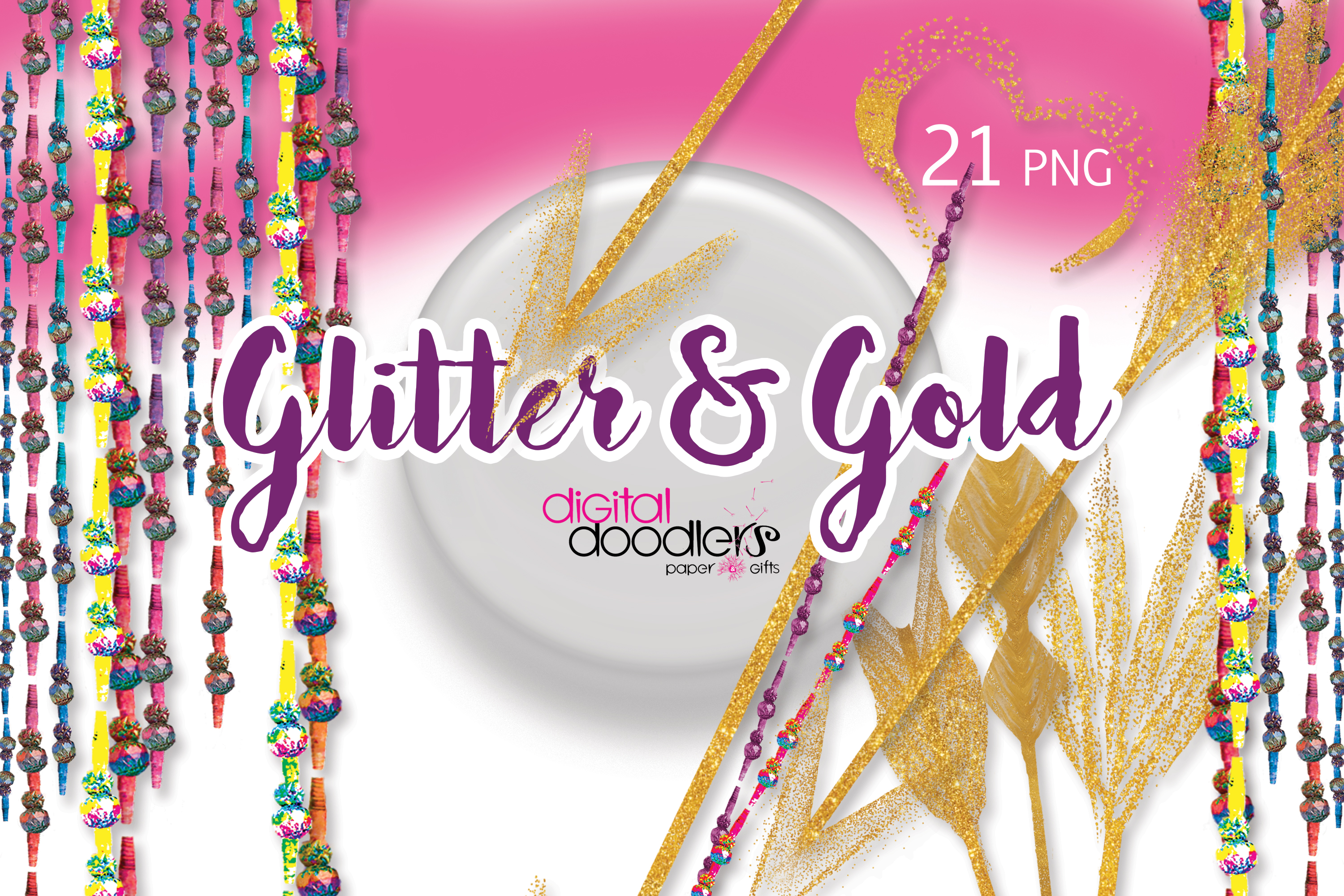 Glitter & Gold example image 4
