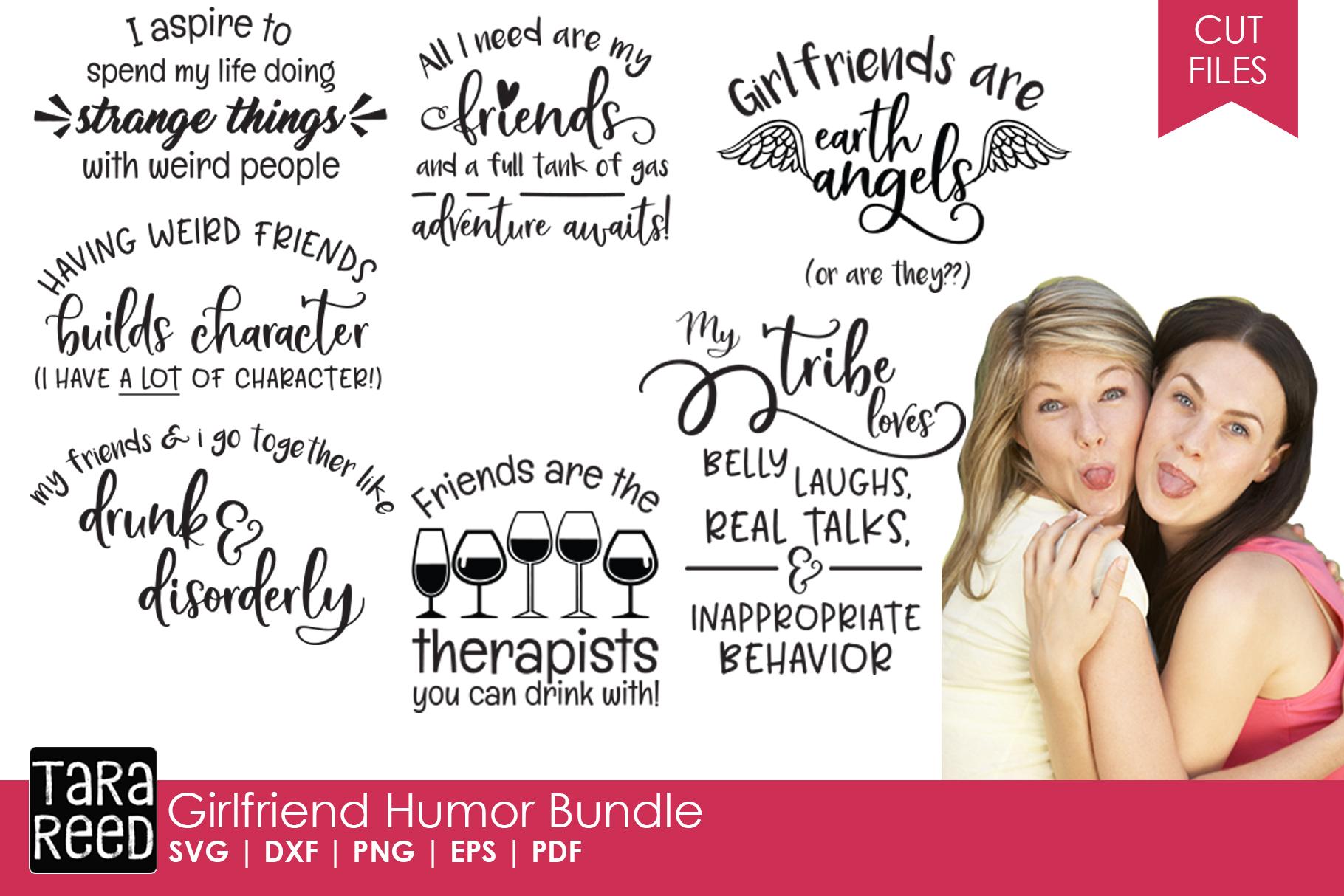 Girlfriend Humor Bundle example image 1