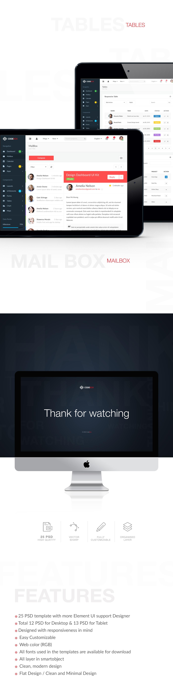 CodeBox – Admin Dashboard UI example image 4