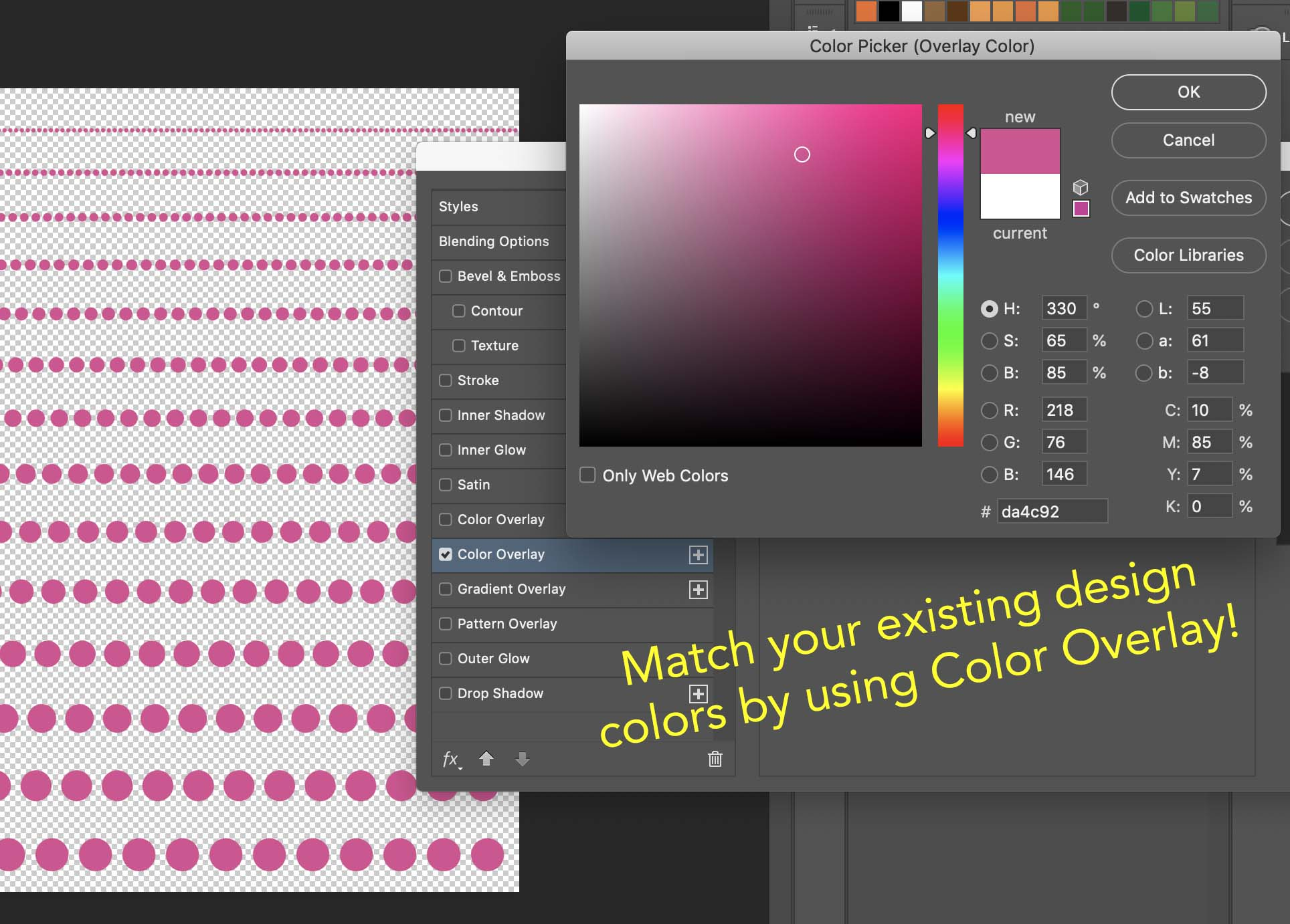 Dots For Days PNG Dotted Lines Dividers 25 Colors 14 Sizes example image 3