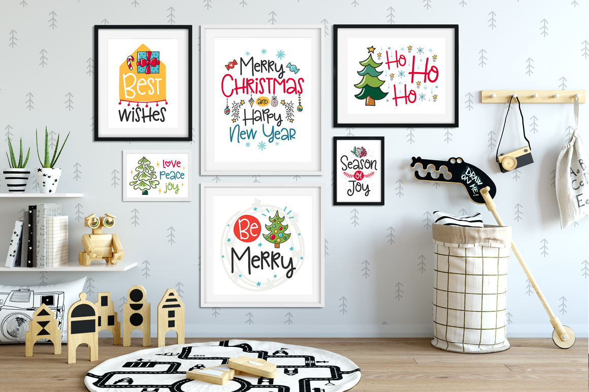 50 Christmas Cards with Quote! example image 3