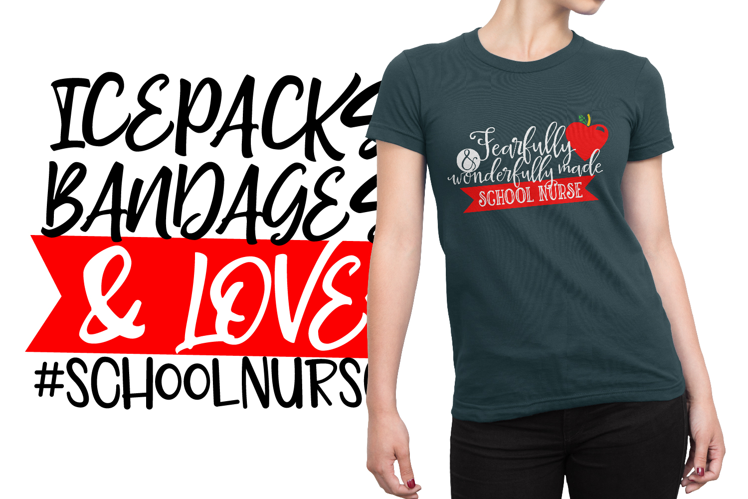 Teacher Gifts Bundle - 24 SVG's for the Whole Staff! example image 10