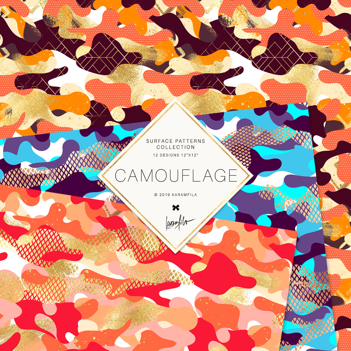Camouflage Patterns example image 5