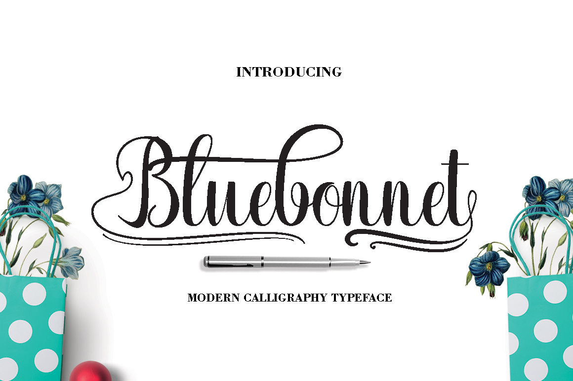 FONT BUNDLES COLECTION example image 4