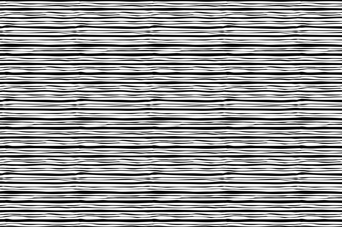 Hand drawn pattern collection example image 7