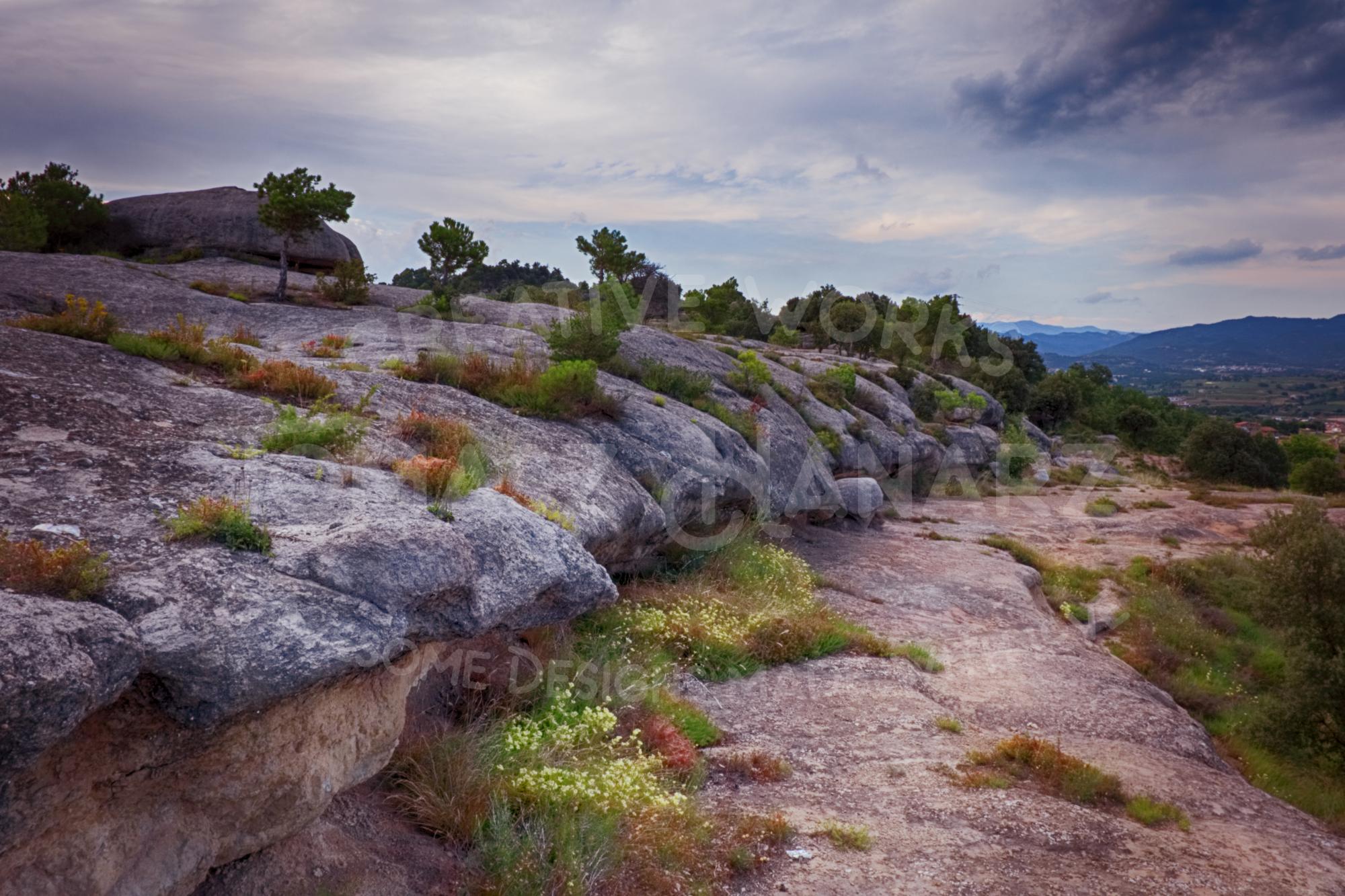 Rocky Landscape Photo example image 1