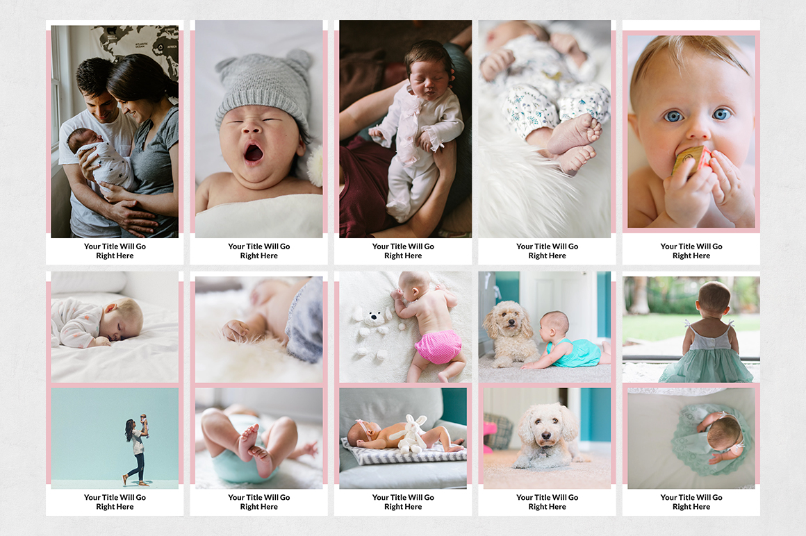 Baby Animated Instagram Stories example image 7