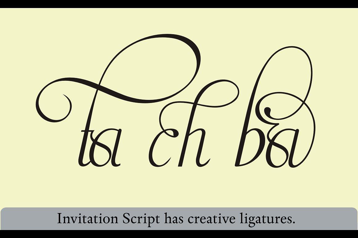 Invitation Script example image 2