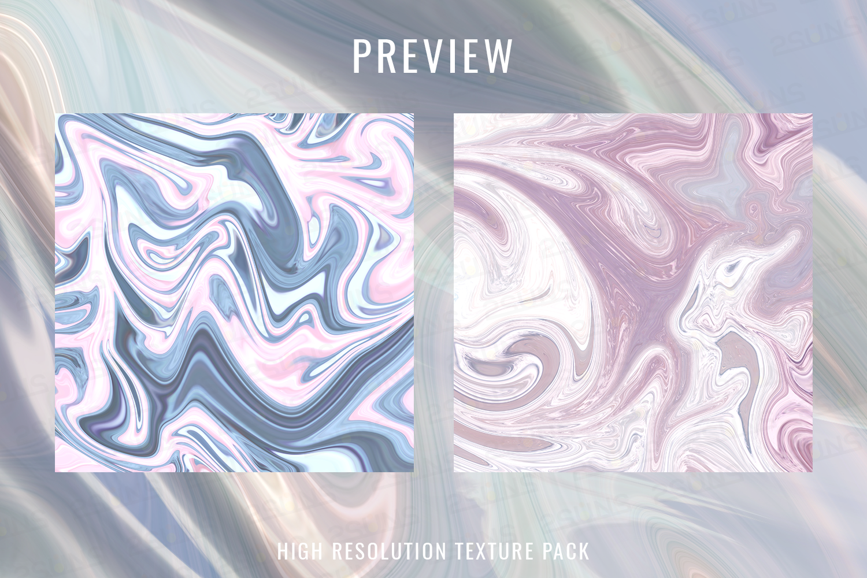 Pastel Marble Digital Paper, Scrapbooking, Textures example image 9