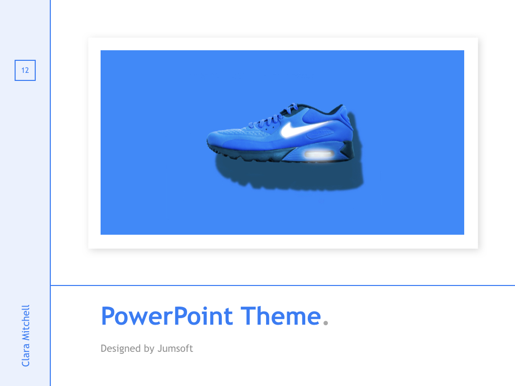 Fashion Designer PowerPoint Template example image 12