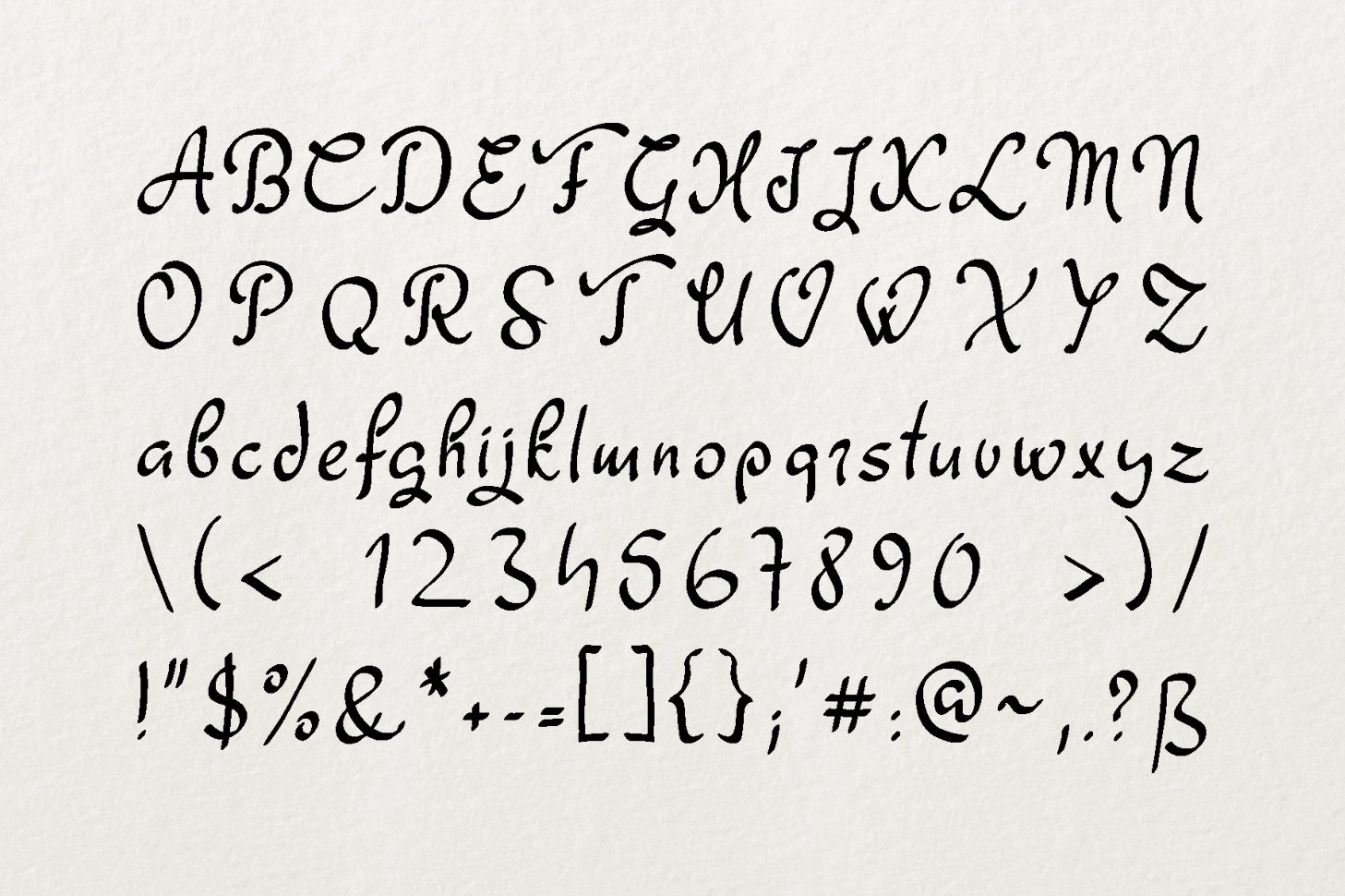 Fagyth Font example image 3