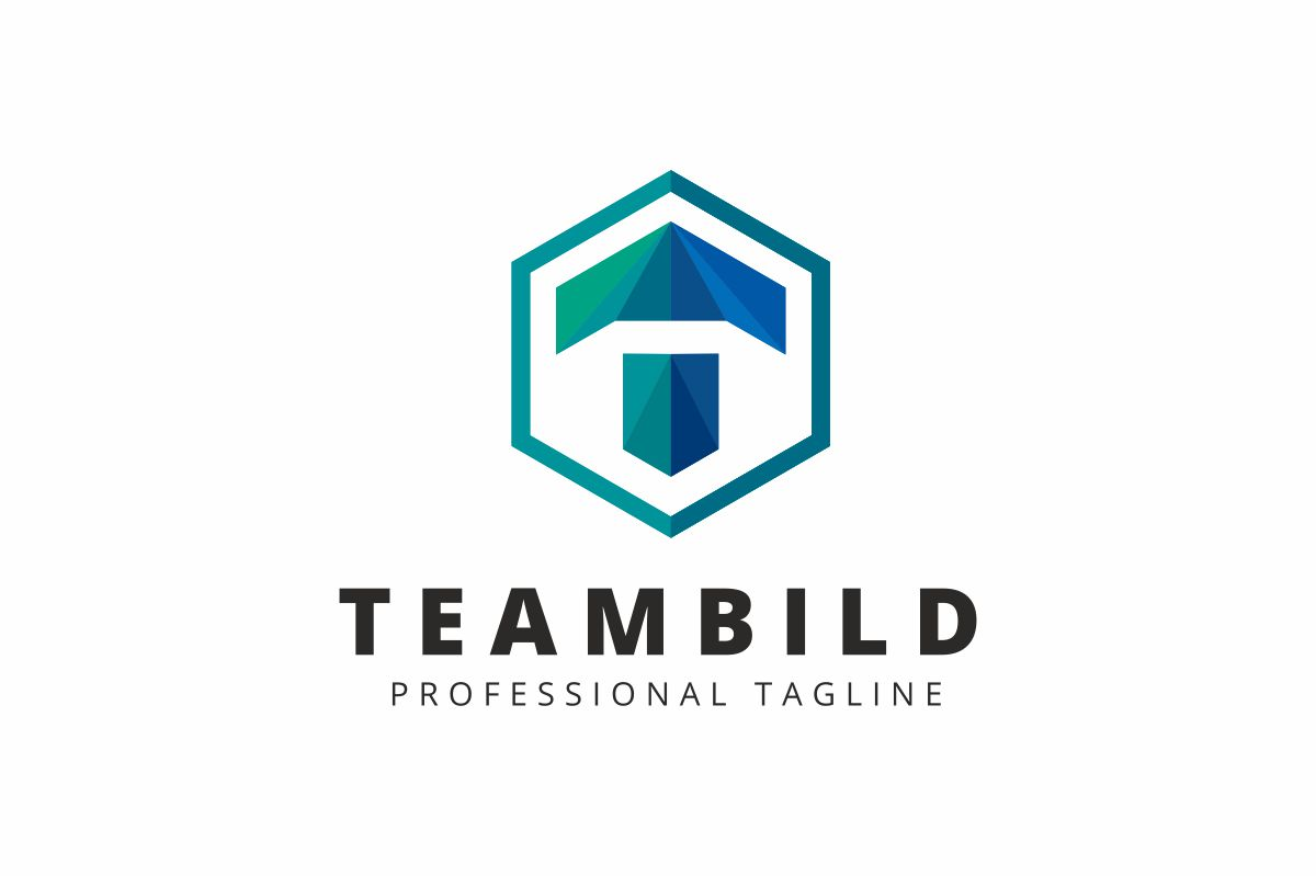 T Logo example image 1
