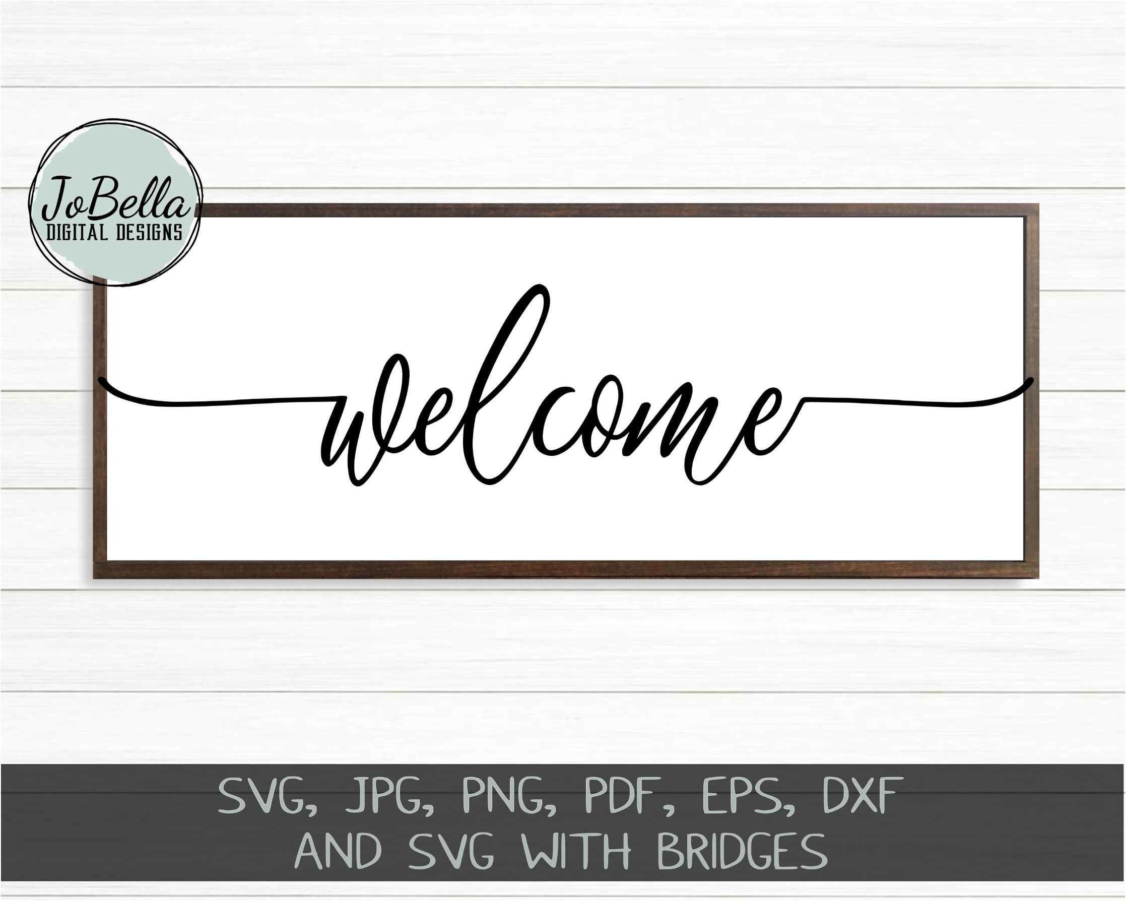 Farmhouse Home Words SVG Bundle, PNGs and Printables example image 8