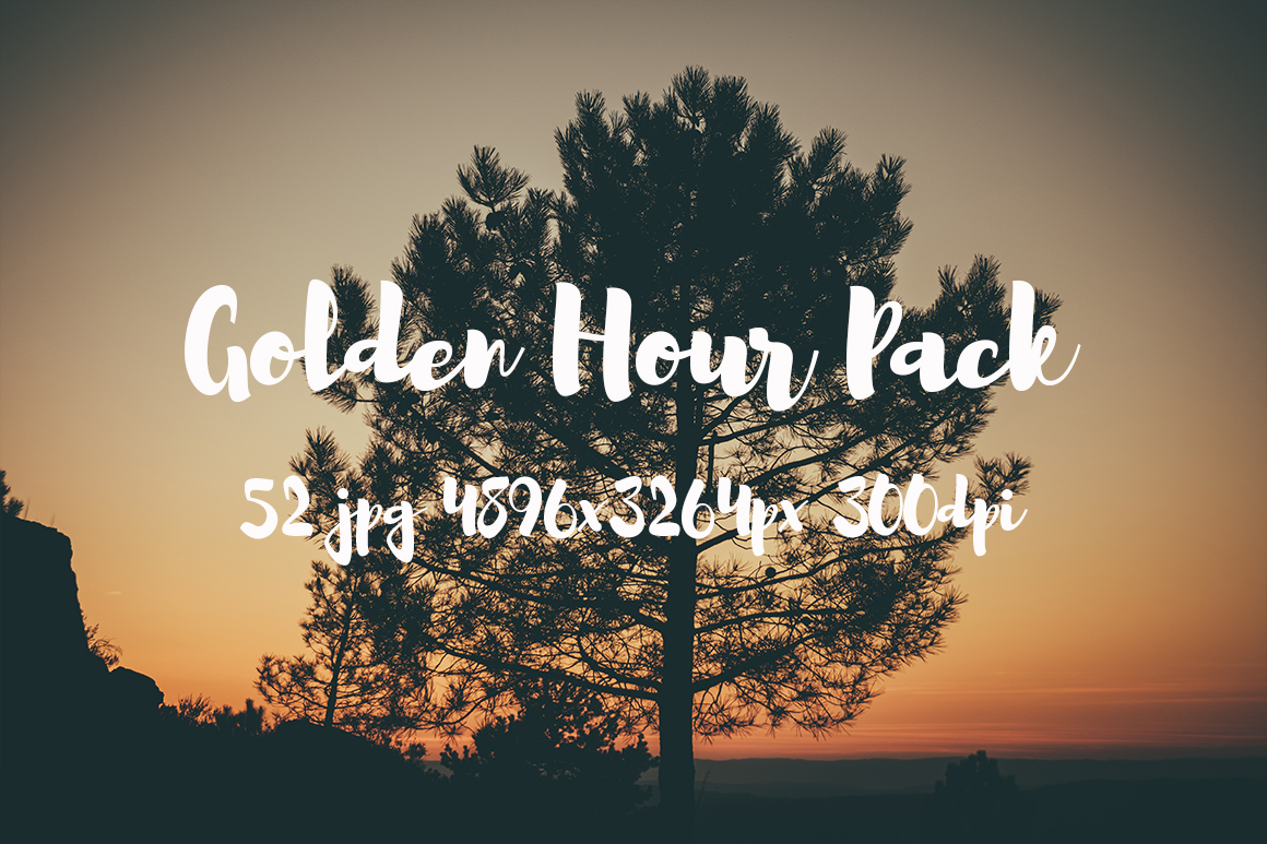 Golden hour Pack example image 8