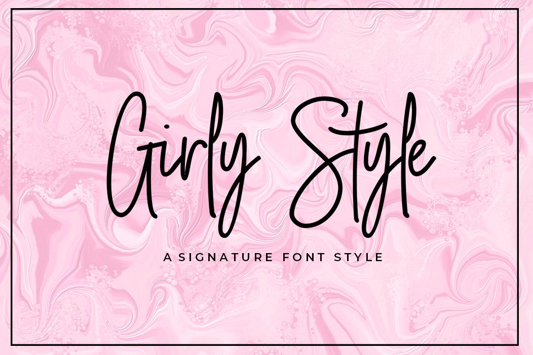 The Script Font Bundle example image 15