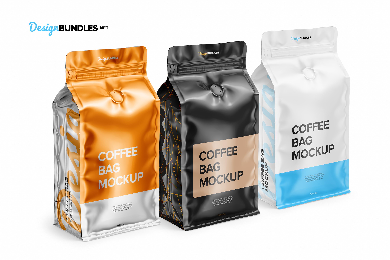 Coffee Bag Mockups example image 7