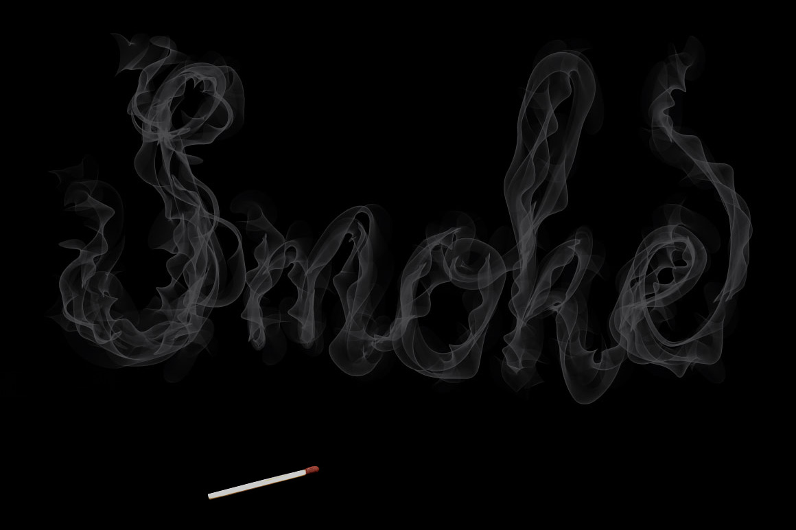 Illustrator Smoke Brush example image 3