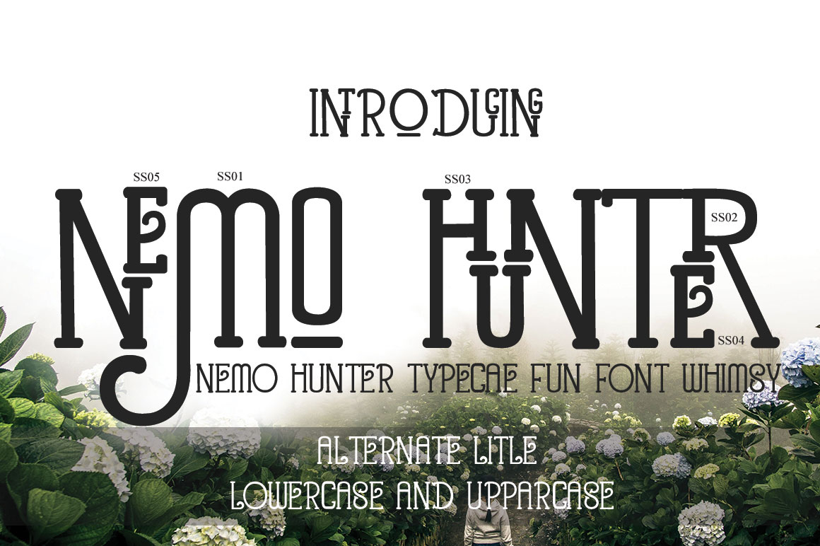 Nemo Hunter example image 1