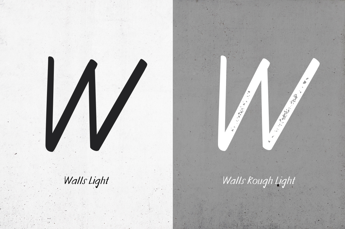 Walls Light & Walls Rough Light example image 5