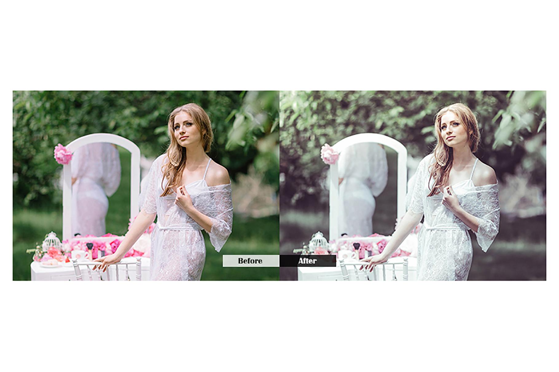 Fashion Magazine Lightroom Mobile Presets example image 6