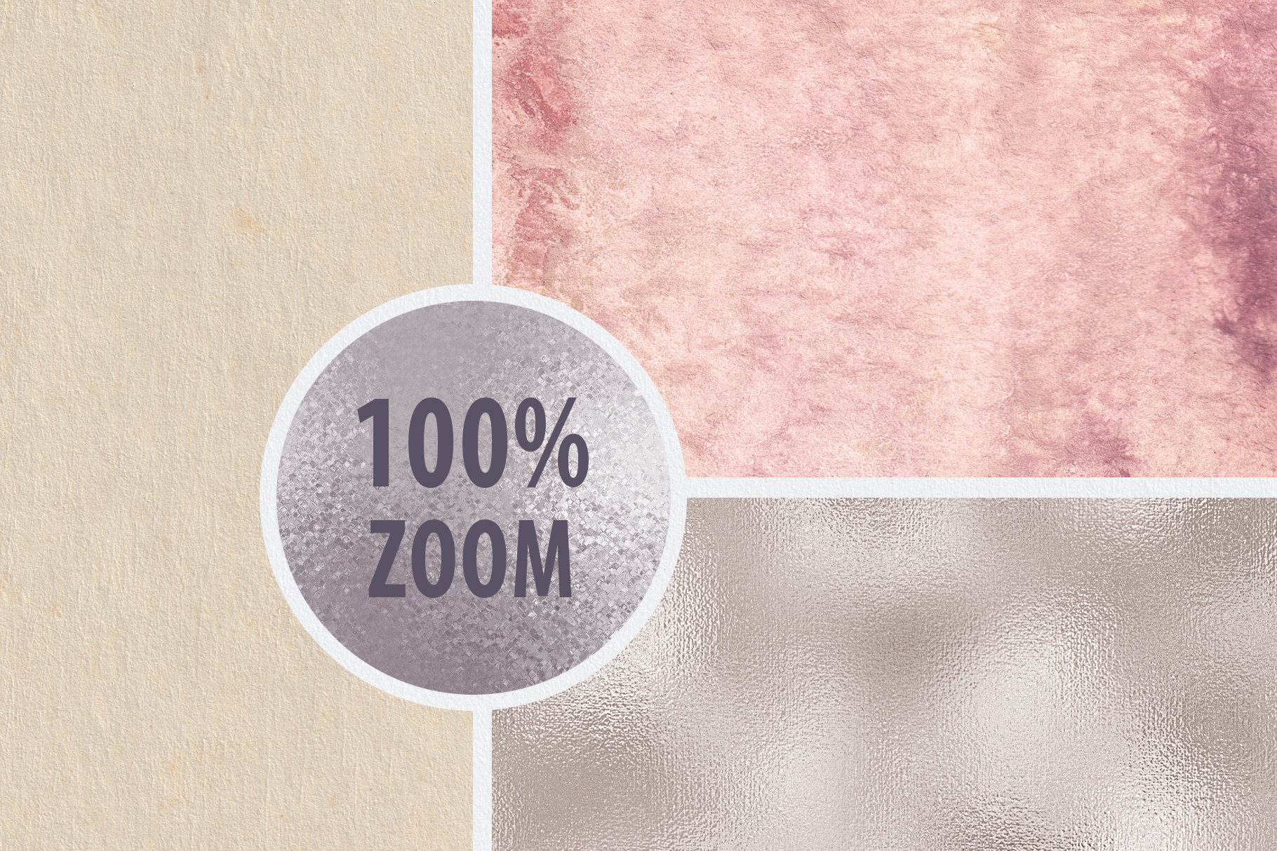 Seamless Textures & Patterns Bundle - Shabby Chic Design Kit example image 28