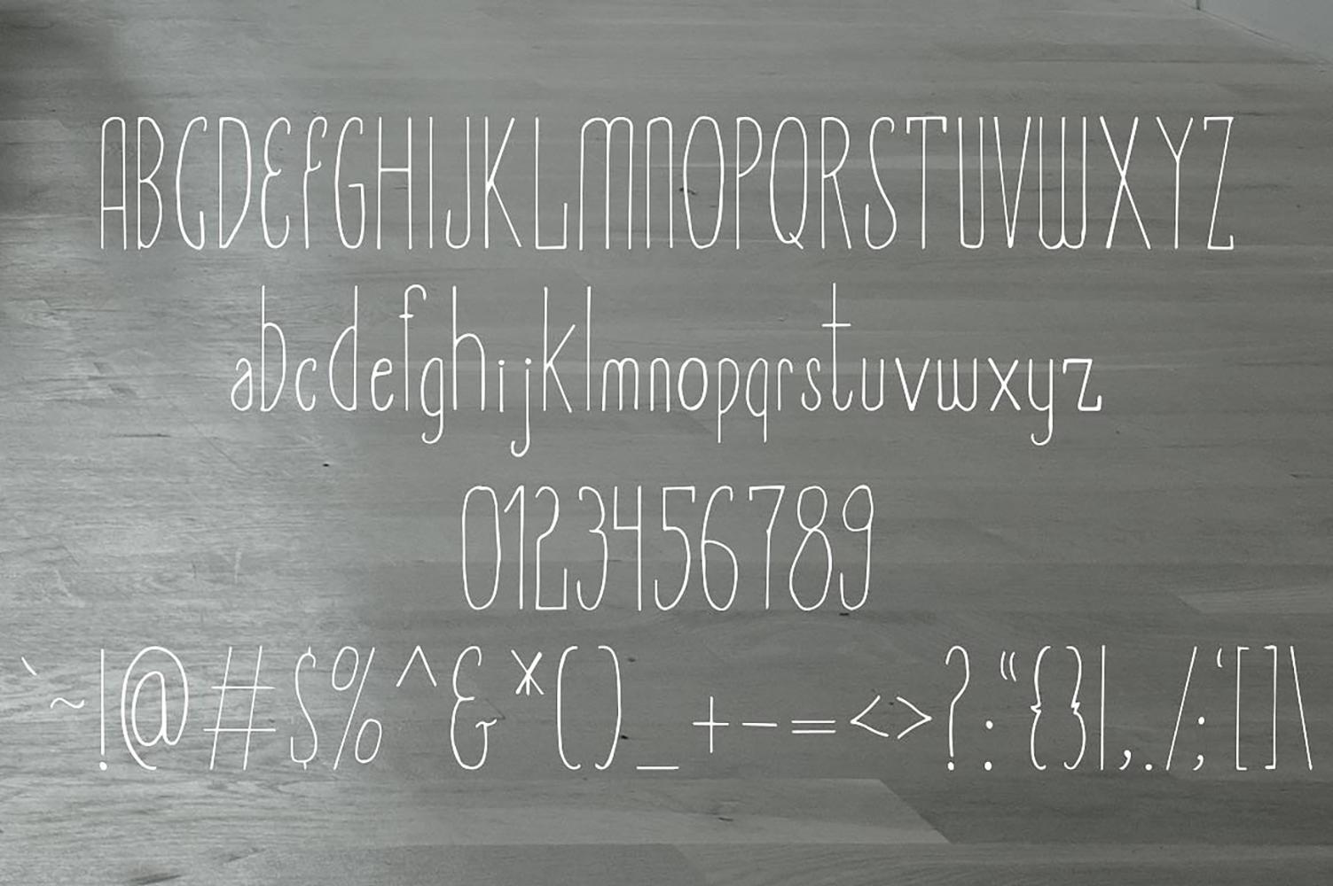 Amirah Display Font example image 2