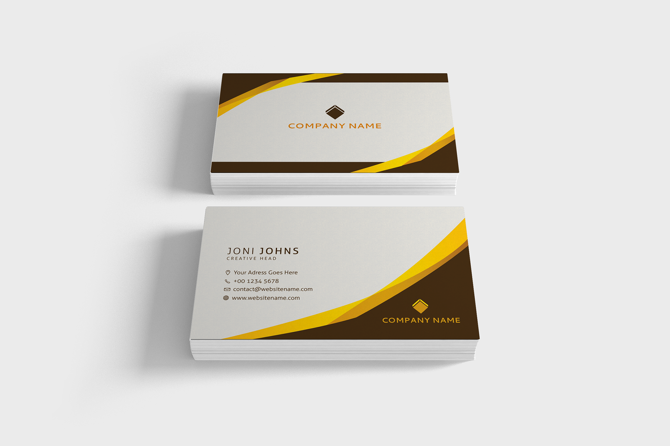 Business Card vol.09 example image 1