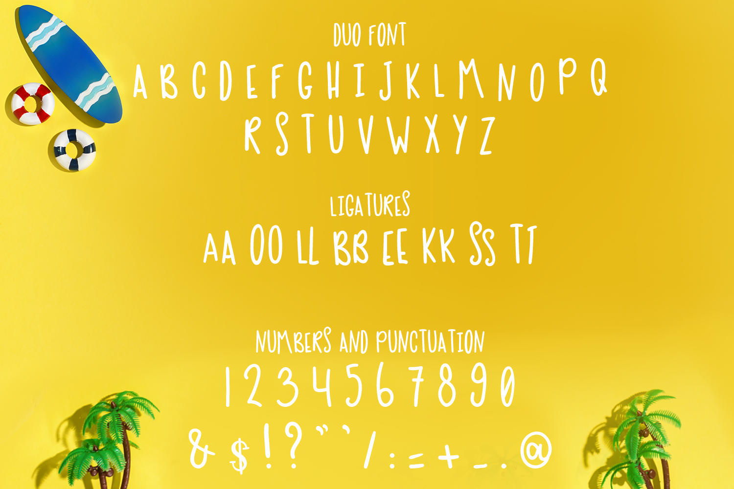Jellysea - Font Duo + Summer Doodles example image 12