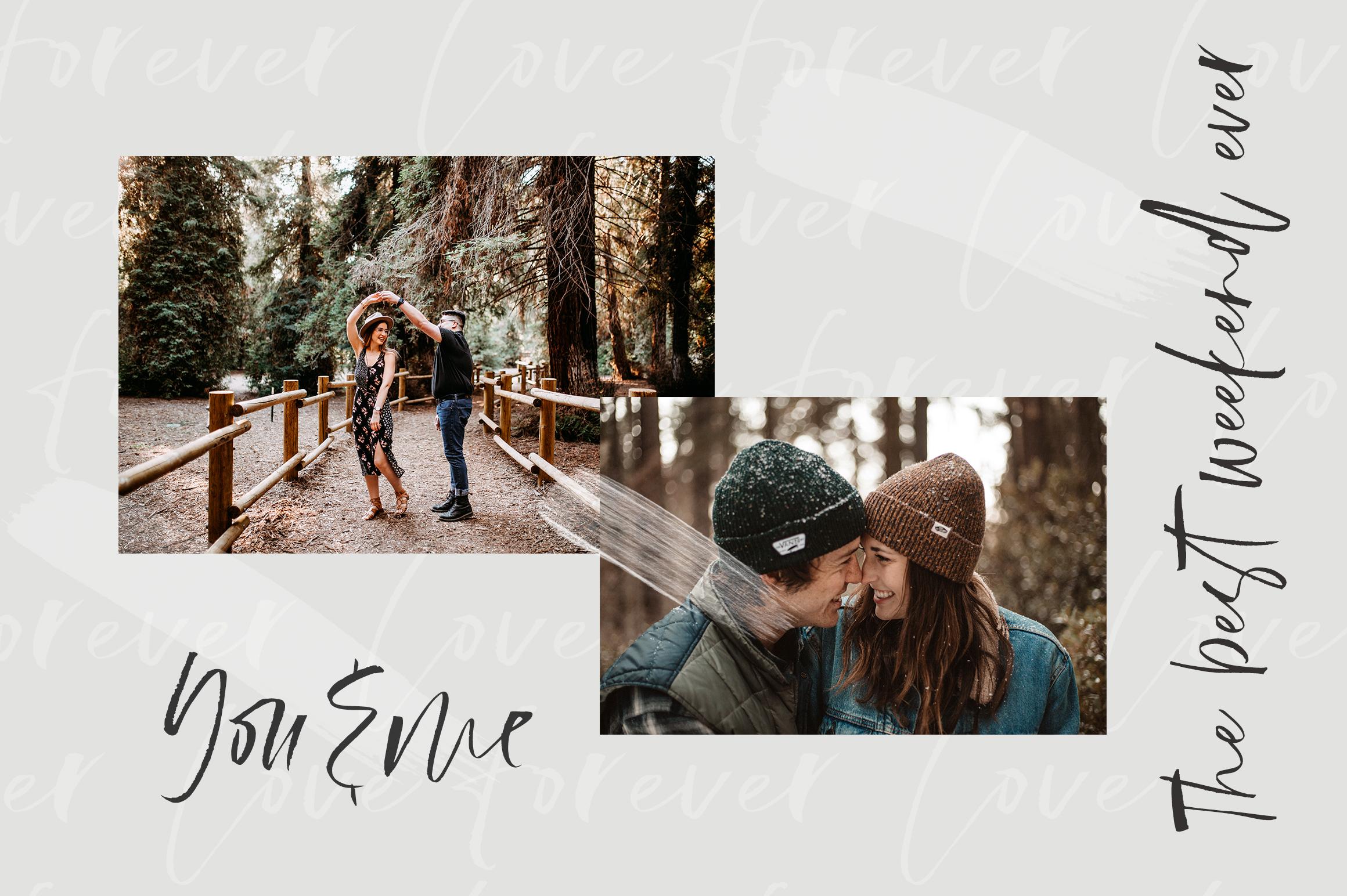 Euphoria | Handwritten Font example image 9