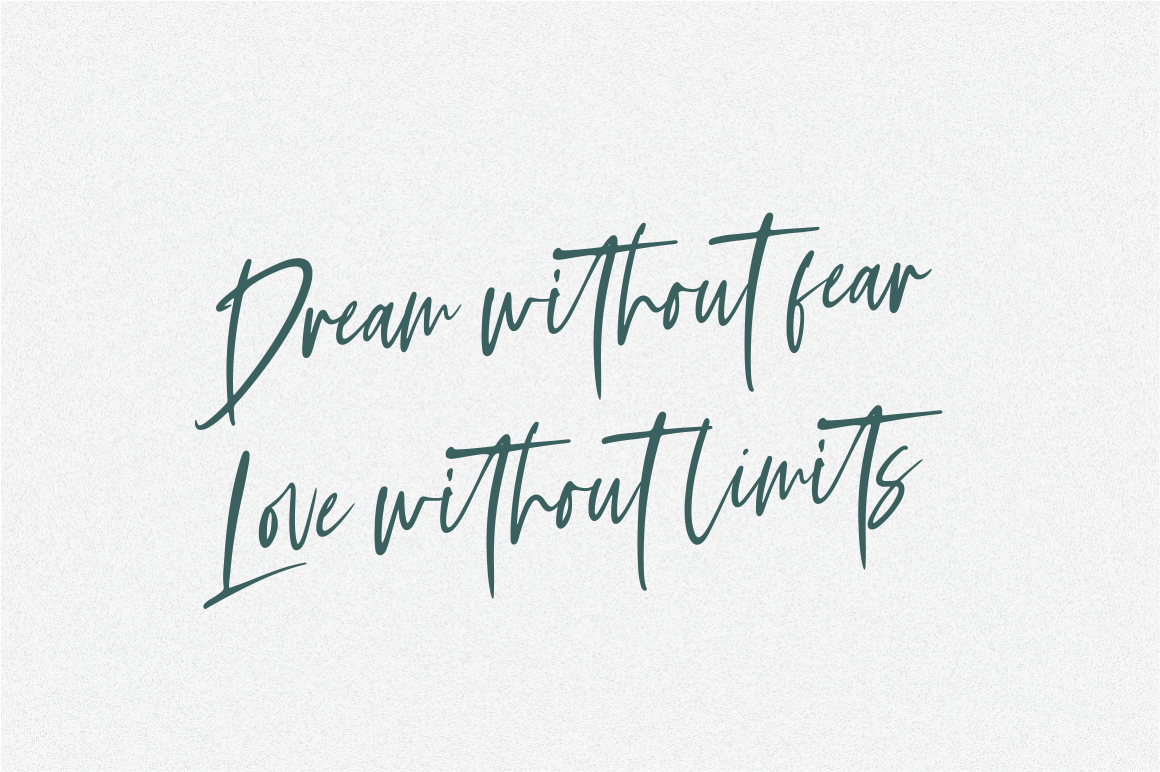 Tuesday Vibes - Handwritten Font example image 2
