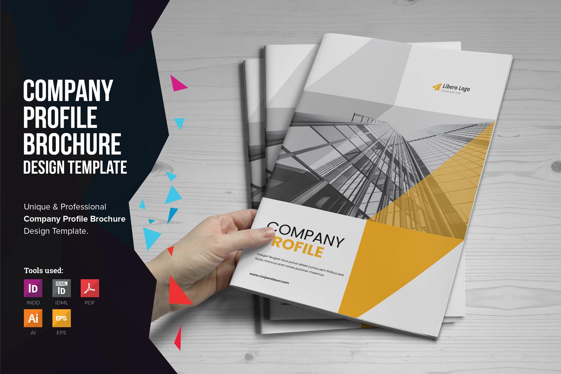 Company Profile Brochure v7 example image 1
