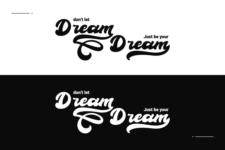 Boldie Script Typeface example image 10
