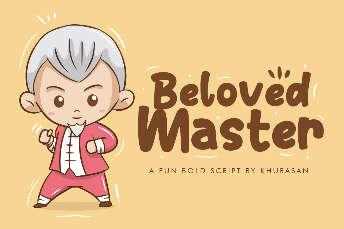 Beloved Master example image 1