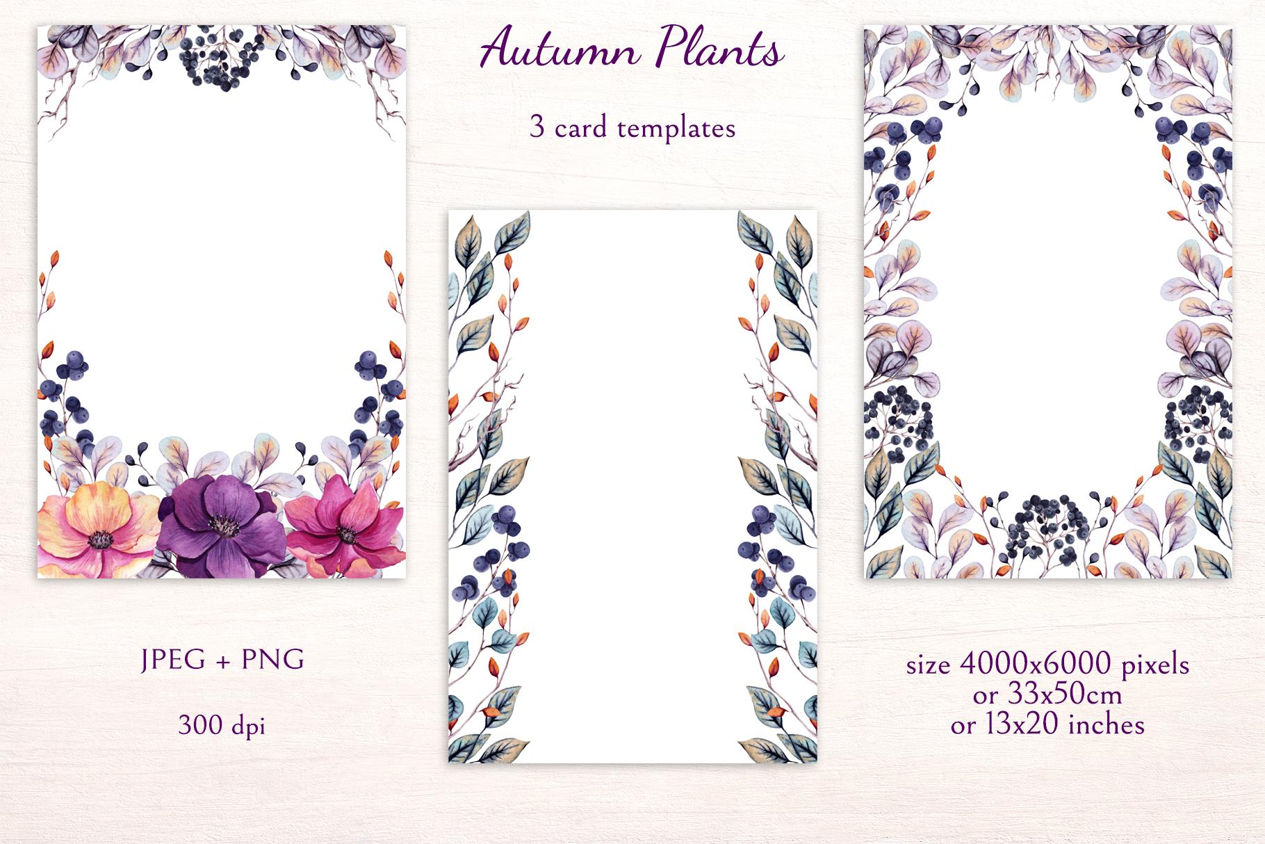 Autumn Plants example image 7