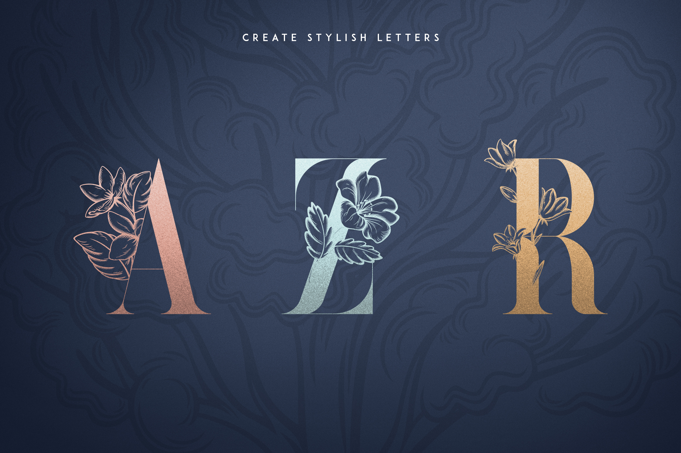 Explorers - Serif font Extras example image 4