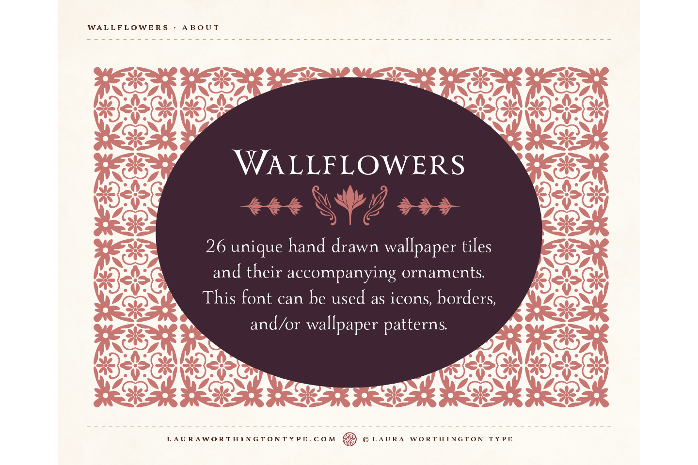 Wallflowers example image 8